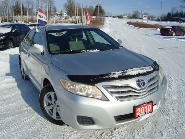 2010 TOYOTA CAMRY LE Only 131km Accident & Rust Free in Cambridge, Ontario