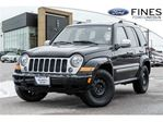 2006 Jeep Liberty Limited - YOU CERTIFY YOU SAVE! in Bolton, Ontario