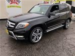 2015 Mercedes-Benz GLK-Class 250 BlueTec, Leather, AWD, Diesel in Burlington, Ontario