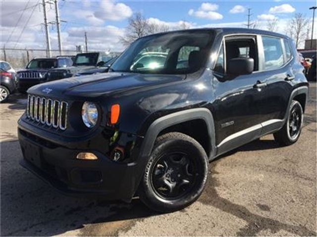 2015 JEEP RENEGADE Sport in St Catharines, Ontario