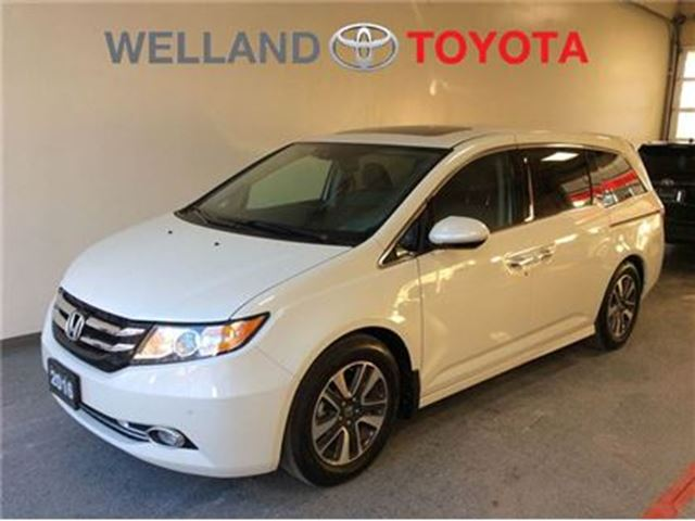 2016 HONDA ODYSSEY Touring in Welland, Ontario
