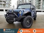 2010 Jeep Wrangler Unlimited SAHA in Richmond, British Columbia