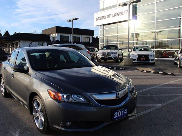 2014 ACURA ILX Tech at in Langley, British Columbia