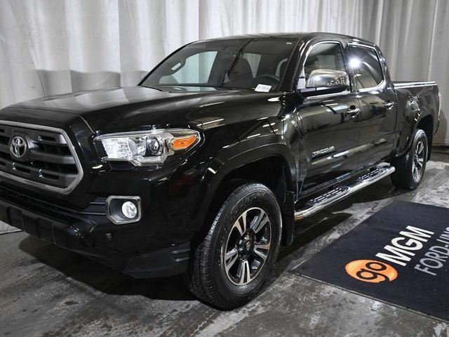 2017 TOYOTA TACOMA Limited in Red Deer, Alberta