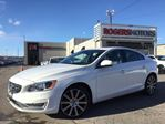 2014 Volvo S60 T6 AWD - LEATHER - SUNROOF - REVERSE CAM in Oakville, Ontario