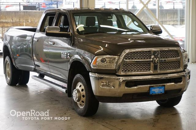 2014 DODGE RAM 3500 Laramie in Port Moody, British Columbia