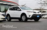 2014 Toyota RAV4 LE, A/C, heated front seats, cruise control, ba in Richmond, British Columbia