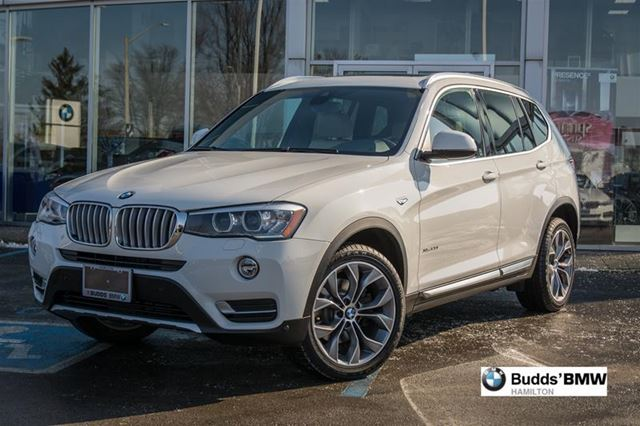 2015 bmw x3 xdrive28i hamilton ontario car for sale 2979631. Black Bedroom Furniture Sets. Home Design Ideas