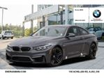 2018 BMW M4 Coupe w/ Prem and Drvr Assist Pkg in Mississauga, Ontario