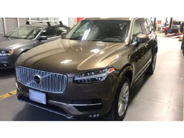 2017 VOLVO XC90 XC 90 Inscription 4D Utility AWD T6 in Mississauga, Ontario