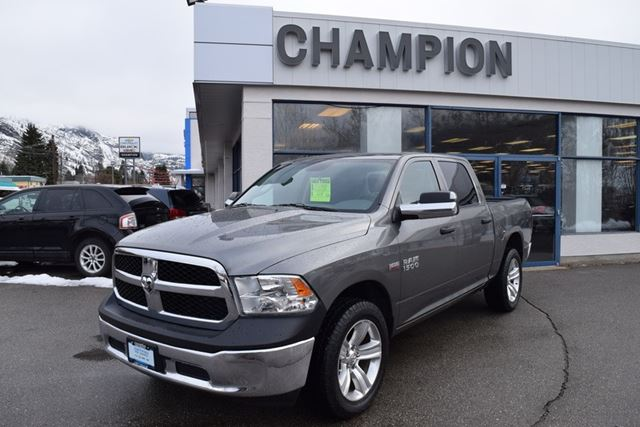 2013 Dodge RAM 1500 ST in Trail, British Columbia