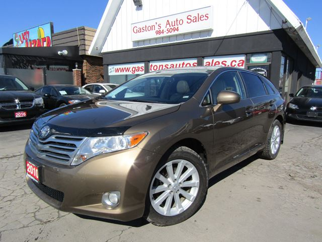 2010 TOYOTA Venza LOADED! in St Catharines, Ontario