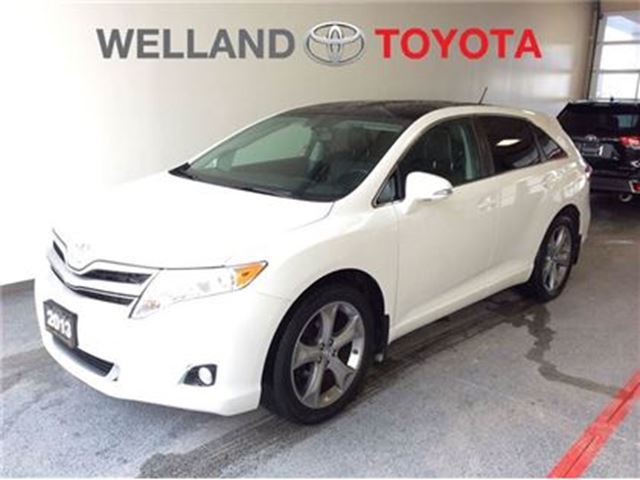 2013 TOYOTA VENZA XLE in Welland, Ontario