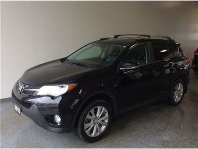 2013 TOYOTA RAV4 Limited in Welland, Ontario