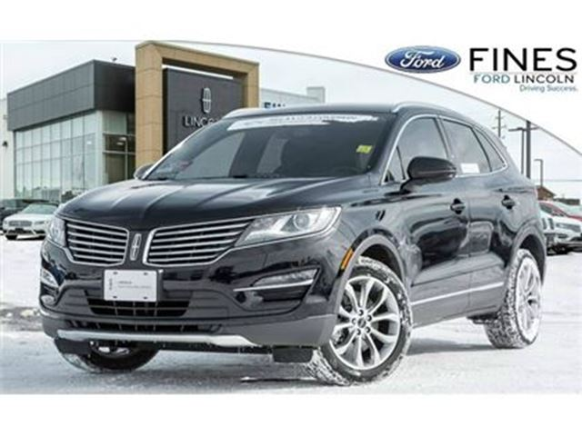 2017 LINCOLN MKC Select - LINCOLN CERT WITH RATES FROM 0.9% APR in Bolton, Ontario
