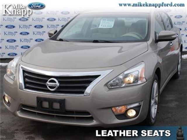 2013 NISSAN ALTIMA 2.5 S - Low Mileage in Welland, Ontario