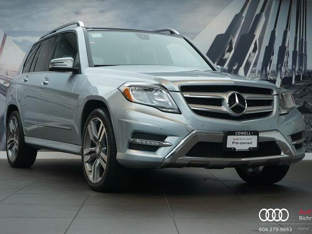 2013 MERCEDES-BENZ GLK-CLASS Base in Richmond, British Columbia