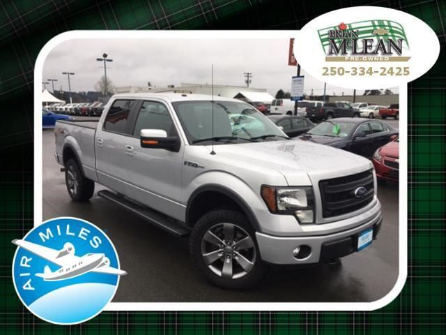 2014 FORD F-150 FX4 in Courtenay, British Columbia