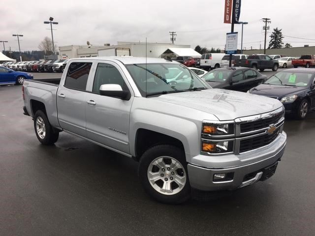 2015 Chevrolet Silverado 1500 LT in Courtenay, British Columbia