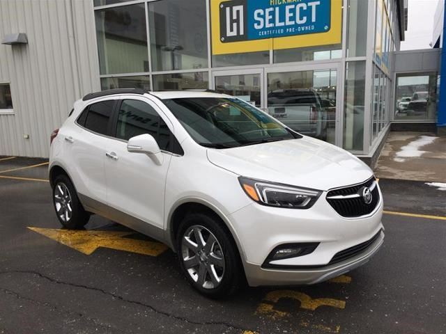 2017 Buick Encore Essence in Clarenville, Newfoundland And Labrador