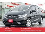 2017 Honda Fit LX   Automatic in Whitby, Ontario