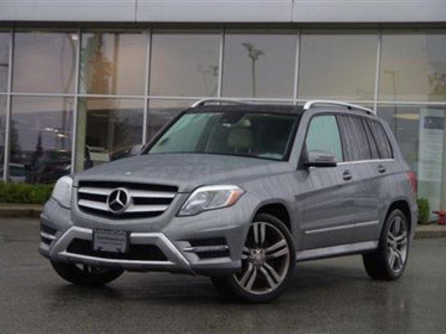 2013 MERCEDES-BENZ GLK-CLASS 4matic in North Vancouver, British Columbia