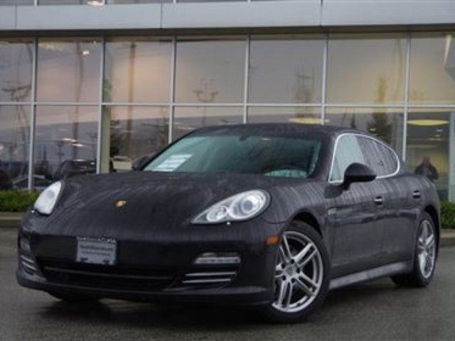 2010 PORSCHE PANAMERA 4S in North Vancouver, British Columbia