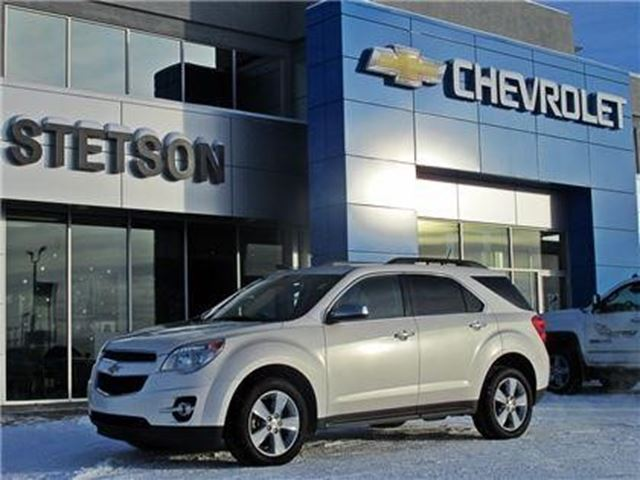 2013 Chevrolet Equinox LT in Drayton Valley, Alberta