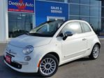 2012 Fiat 500 Lounge 5spd in Brantford, Ontario