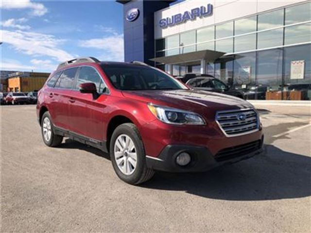 2017 SUBARU OUTBACK 2.5i Touring Package *230 biweekly taxes included! in Kingston, Ontario