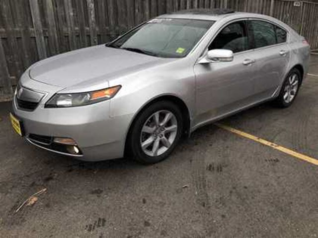2014 ACURA TL Tech Package, Navigation, Leather, 46,000km in Burlington, Ontario