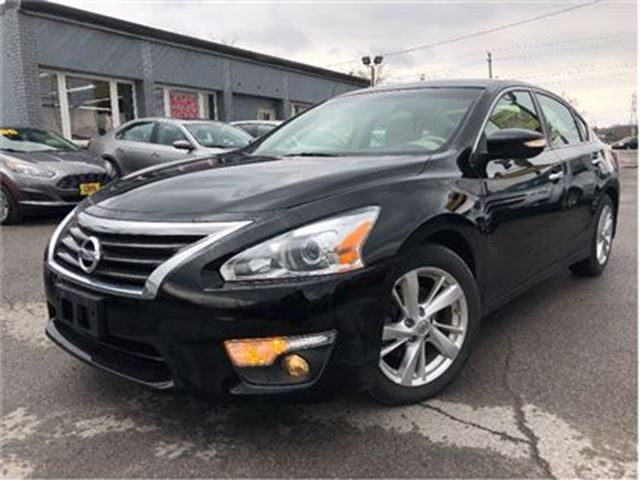 2013 NISSAN ALTIMA 2.5 SL LEATHER NAVIGATION SUN ROOF in St Catharines, Ontario