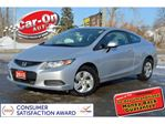 2013 Honda Civic Coupe AUTO A/C HEATED SEATS BLUETOOTH in Ottawa, Ontario