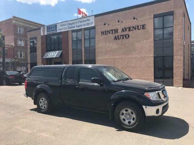 2009 NISSAN Frontier XE 4x2 King Cab Manual Transmission in Calgary, Alberta