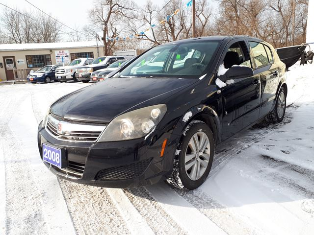 2008 SATURN ASTRA XE,,low kms!,certified in Oshawa, Ontario