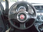 2013 Fiat 500 2dr Conv NO ACCIDENTS ,AUXUILIARY,LOW KM  , 2 TONE in Oakville, Ontario