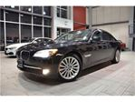 2012 BMW 7 Series 750 Black On Black With Only 69.273 Kms! in Oakville, Ontario