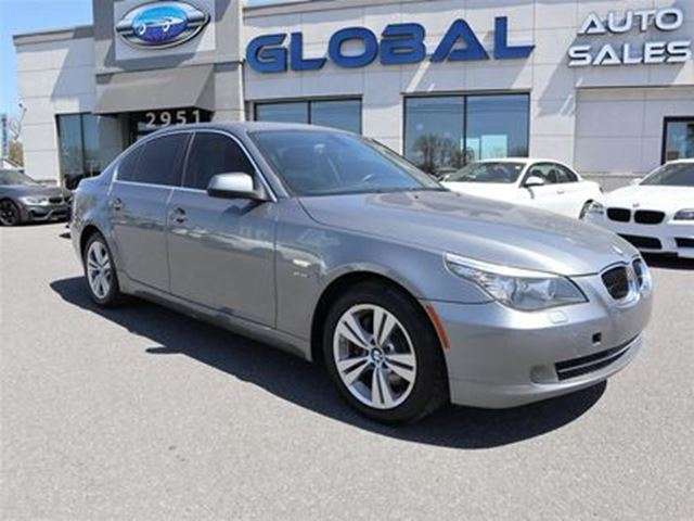 2010 BMW 5 SERIES 528 NAVIGATION  , AWD , XTRA CLEAN . in Ottawa, Ontario