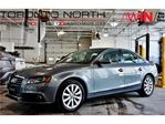2012 Audi A4 2.0T (M6) NO ACCIDENT in North York, Ontario