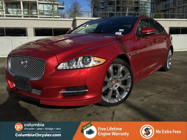 2015 JAGUAR XJ SERIES XJ C in Richmond, British Columbia