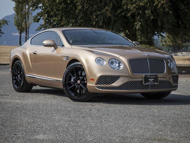 2016 BENTLEY Continental V8 in Vancouver, British Columbia