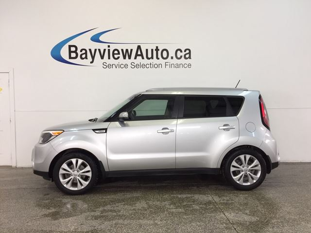 2015 KIA SOUL EX- ALLOYS|HTD SEATS|BLUETOOTH|CRUISE! in Belleville, Ontario