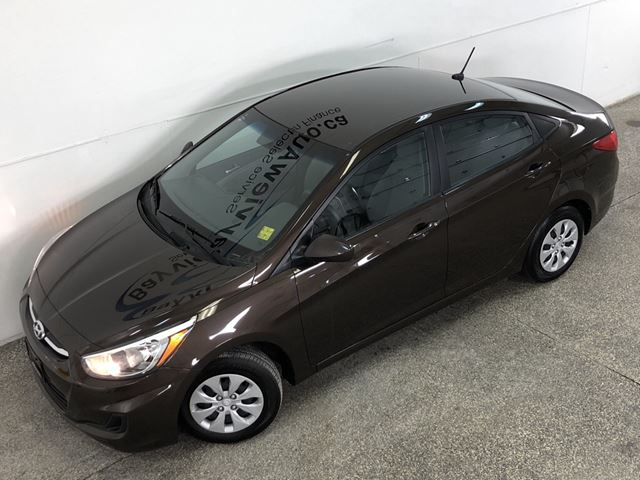 2016 HYUNDAI ACCENT - 1.6L AUTO HTD STS A/C BLUETOOTH CRUISE! in Belleville, Ontario
