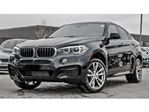 2017 BMW X6 xDrive 35i M Sport Package & Premium Package Enhanced in Mississauga, Ontario