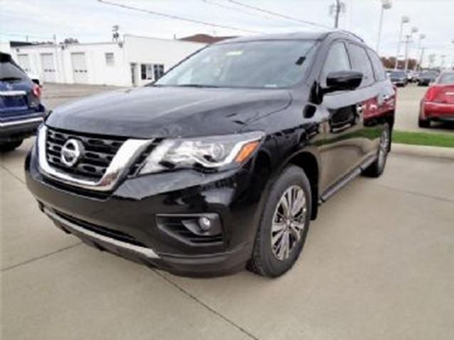 2018 NISSAN Pathfinder S 3.5L V6 284 HP CVT ENGINE 4X4 in Mississauga, Ontario