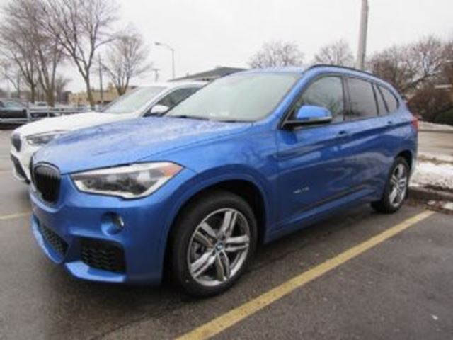 2017 BMW X1 AWD 4dr xDrive28i in Mississauga, Ontario