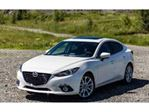 2016 Mazda MAZDA3 GT LUX PACKAGE in Mississauga, Ontario