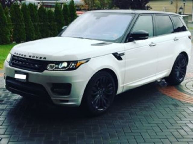 2016 LAND ROVER RANGE ROVER Sport 4WD V6 HST LE ~LOADED~ in Mississauga, Ontario