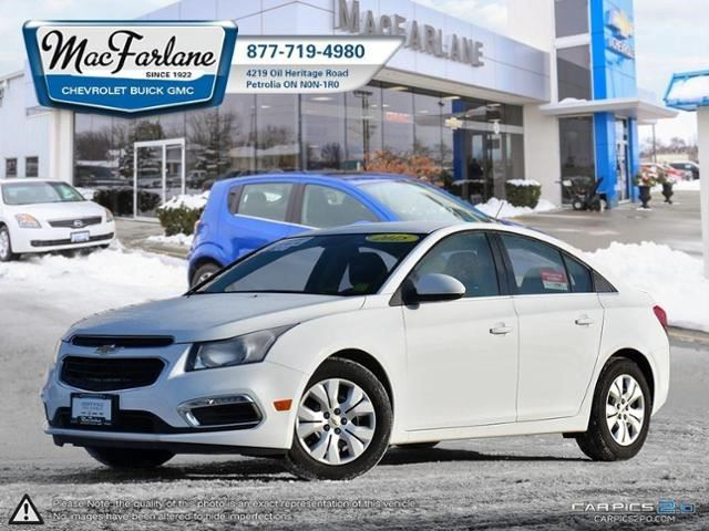 2015 Chevrolet Cruze 1LT in Petrolia, Ontario
