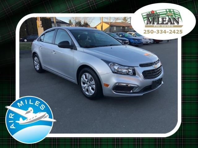 2015 Chevrolet Cruze 2LS in Courtenay, British Columbia